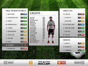 Cruyff Stats