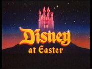 Disney at Easter 1986-1993 Logo