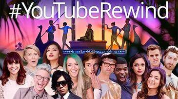Youtube-rewind 2014