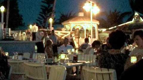 The Wharf restaurant in George Town, Grand Cayman Island