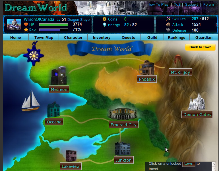 World map dream world wiki fandom powered by wikia dreamworld map gumiabroncs Choice Image