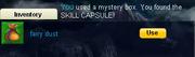 Mystery Box Gem Items