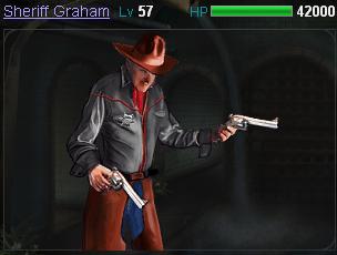 Sheriff Graham