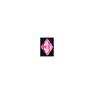 Rare Pink Crystal