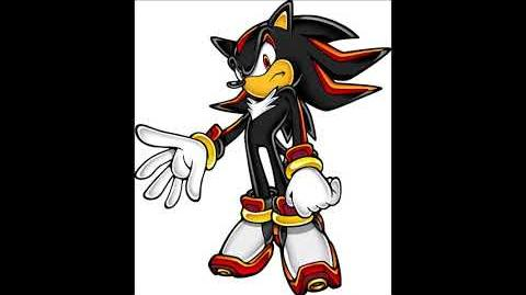 Sonic Adventure 2 - Shadow The Hedgehog Voice Sound
