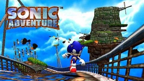 Sonic Adventure (Dreamcast) Sonic's Story