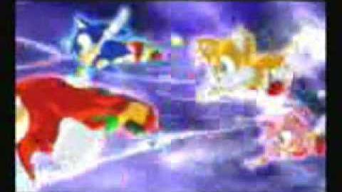 Sonic Shuffle Trailer