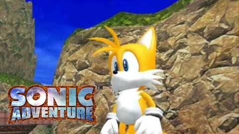 Sonic Adventure (Dreamcast) Tails' Story