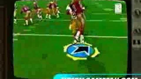 Sega Dreamcast Commercial NFL2K