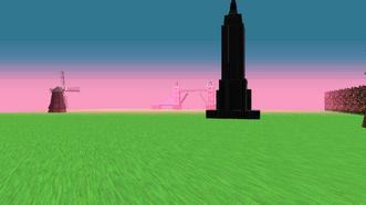 Monument land