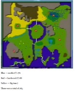 Trees Map