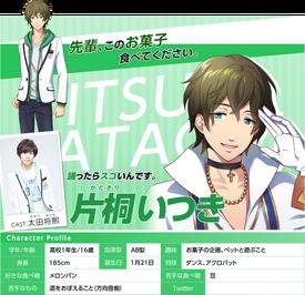 Itsuki Character Profile