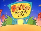 Rocko title card