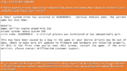 DE3 OSoD NTSC-US and PAL