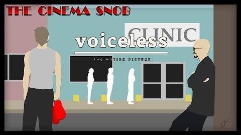 Voiceless - The Cinema Snob