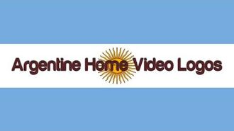 Argentine VHS Logos From The 1980s-1990s