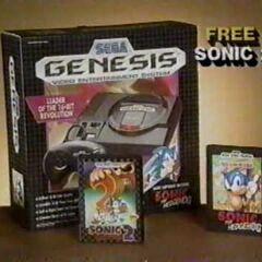 Sega Mega Drive (1993)
