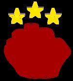 Revolutionary Communist Party of El Kadsre logo