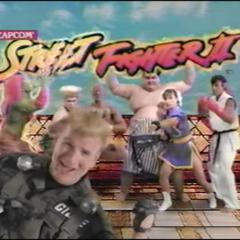 G.I. Joe Street Fighter II figures (1993)