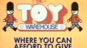 Toy Warehouse Commercials (NZ)