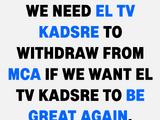 El TV Kexit