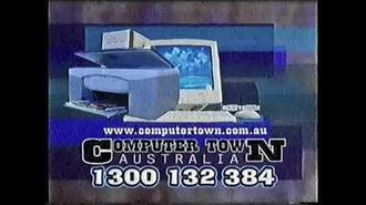 Computer Town Australia ad (Wollongong) 2