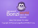 BonziWORLD Vinyl Contest