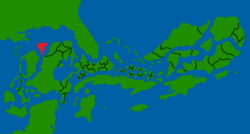Northern Kadersaryinan State map