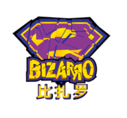Bizarro logo six flags taiwan