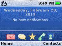 Portosic OS 4 for TheoryPhone IIc