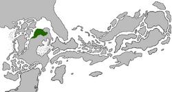 Uhajut map