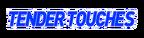 Tender Touches (2017) logo