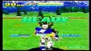 CM 電脳戦機バーチャロン (Cyber Troopers Virtual-On) - Sega Saturn (1996年)