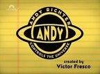 Andy richter controls the universe logo