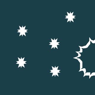 Flag of Makoria (1969-1991)