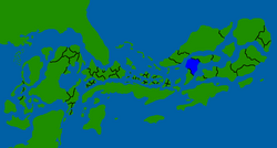 Xarkoeldsrek map