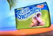 Huggies Little Swimmers diapers