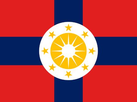 Flag of Herzoland