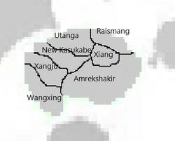 YINYANGIAN STATES