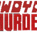 The Rowdyruff Murders