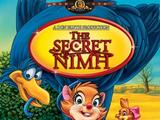 The Secret of NIMH (DVD, Region 2, El Kadsre, 2007)