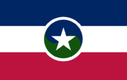 The American Asian Government of the Kazbay Union Flag