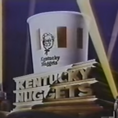 KFC Kentucky Nuggets (1986)