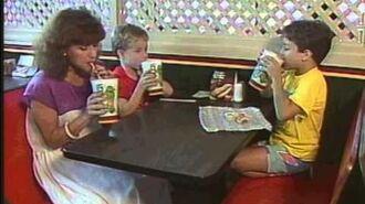 Mr Cook Commercials (1988)