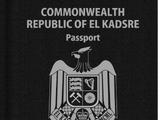 Visa requirements for El Kadsreian citizens