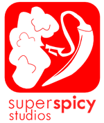 SuperSpicy Studios logo