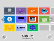 TVOS v3 homescreen