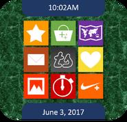TheoryWatch OS 1 screenshot