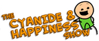 Cyanide and Happiness Show logo