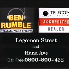 Ben Rumble Communications (1992)